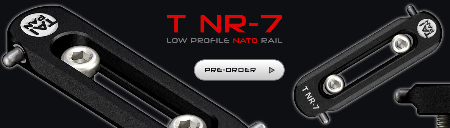 tnr7 low profile nato rail